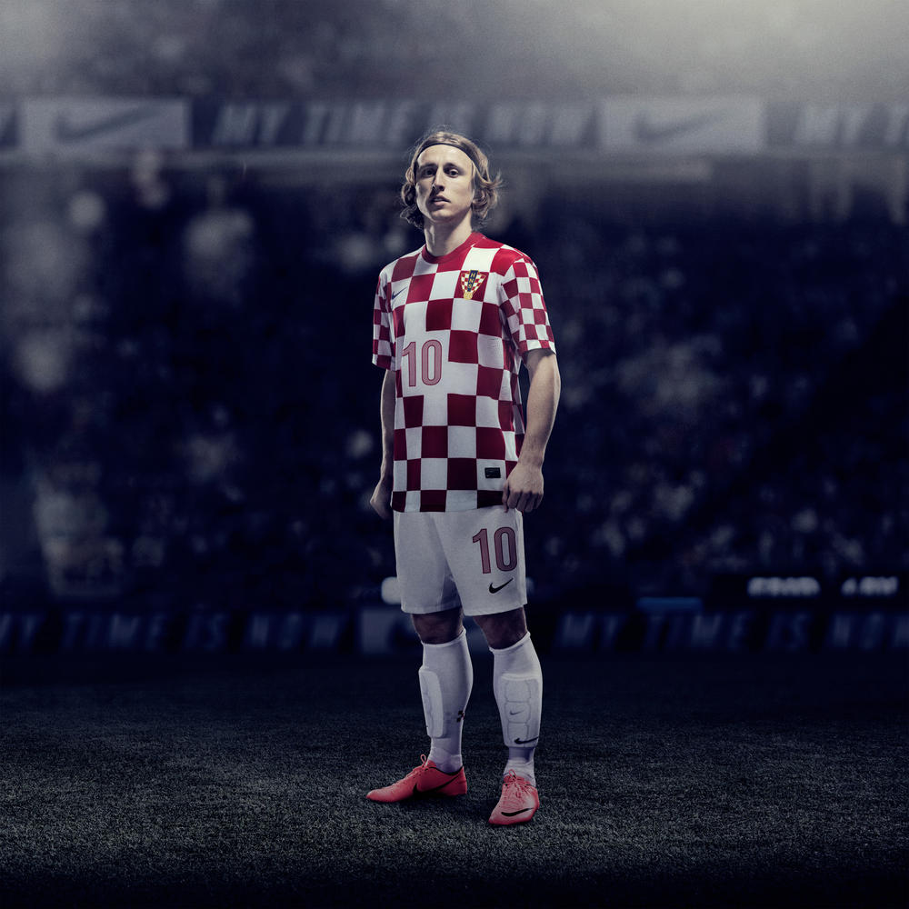 Croatia 2012 National Team Home Kit