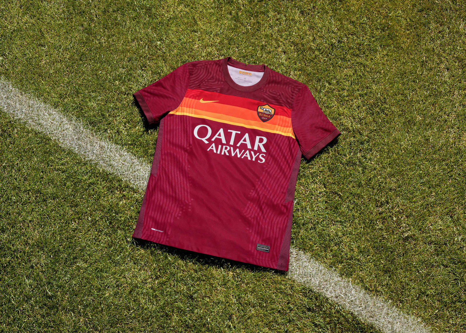 AS Roma Home Kit 0