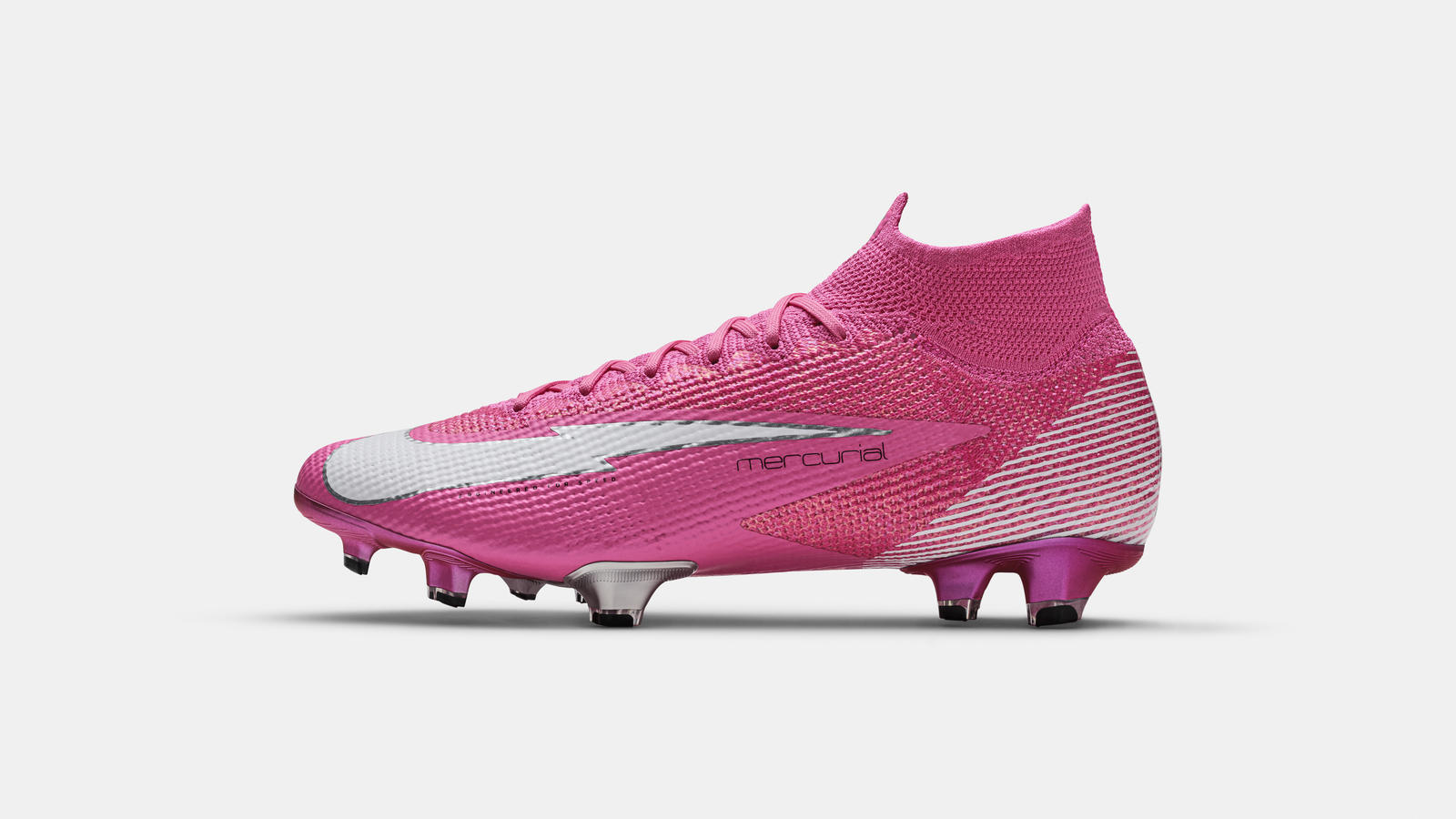 Nike Mercurial Superfly Mbappé Rosa