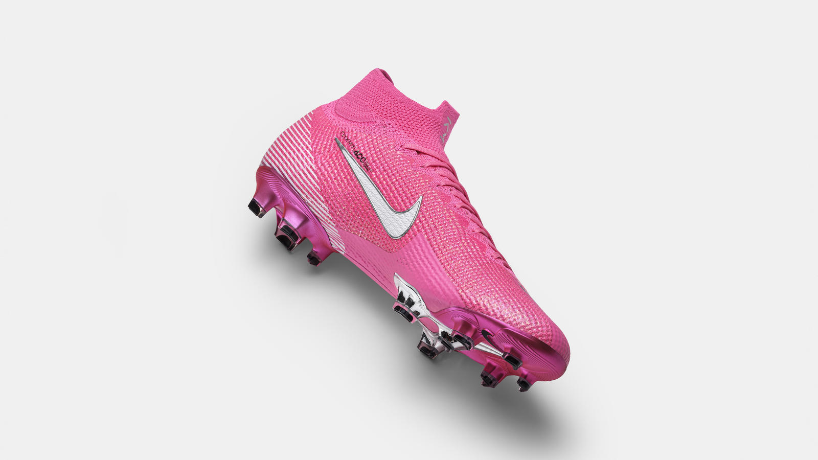 Nike Mercurial Superfly Mbappé Rosa 1