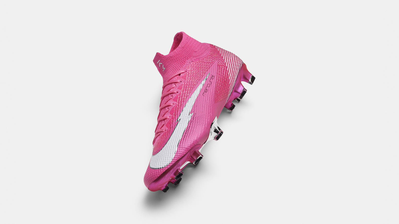 Nike Mercurial Superfly Mbappé Rosa 3