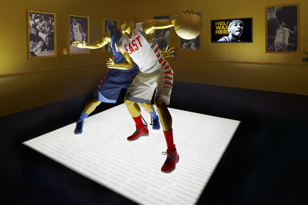 Jordan Brand Classic Kicks Off in Charlotte
