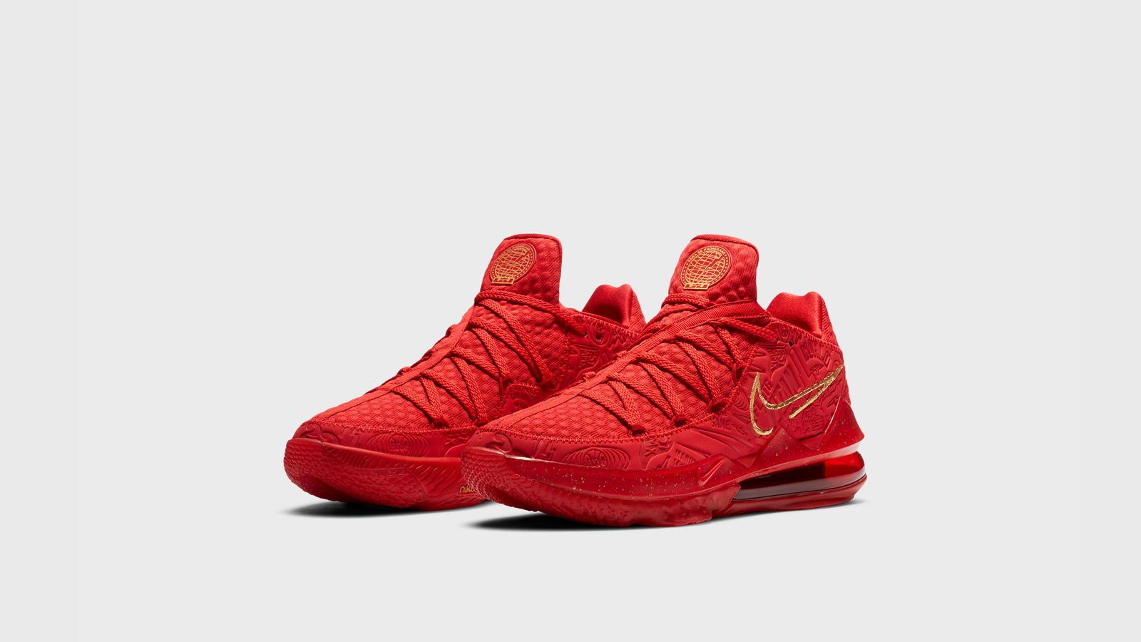Nike Basketball Footwear NBA and WNBA Return 2020 14