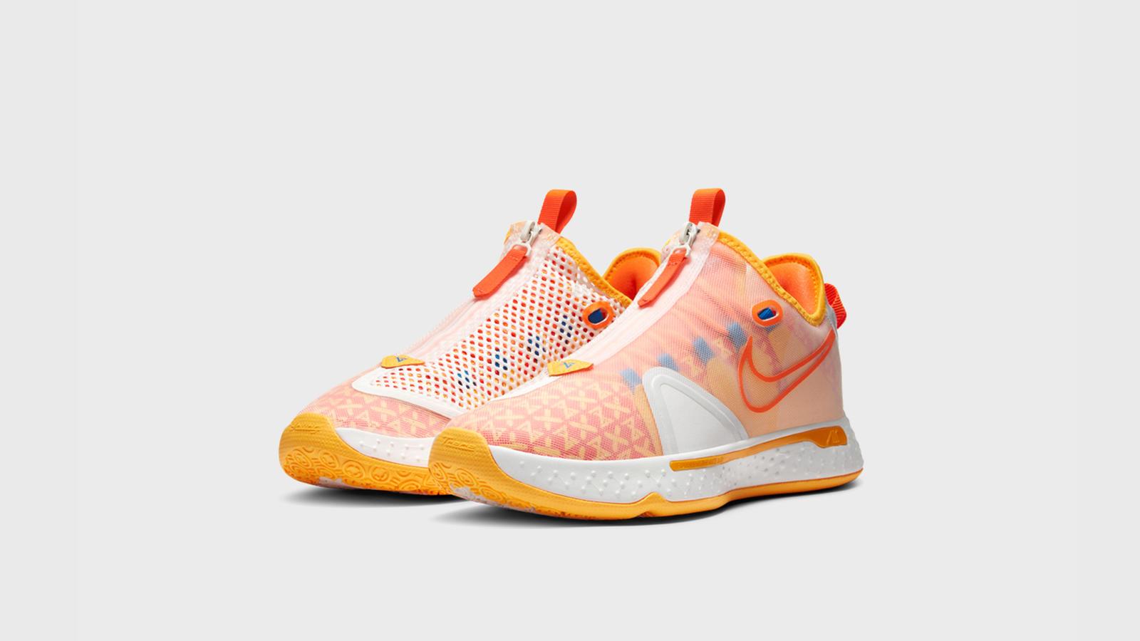 Nike Basketball Footwear NBA and WNBA Return 2020 17