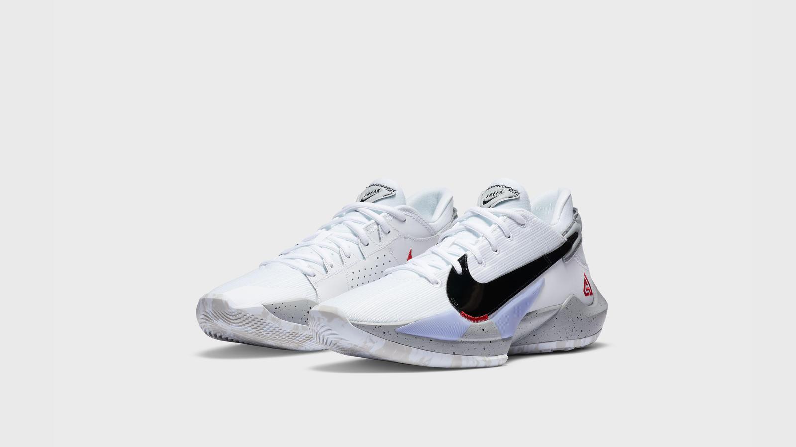 Nike Basketball Footwear NBA and WNBA Return 2020 19