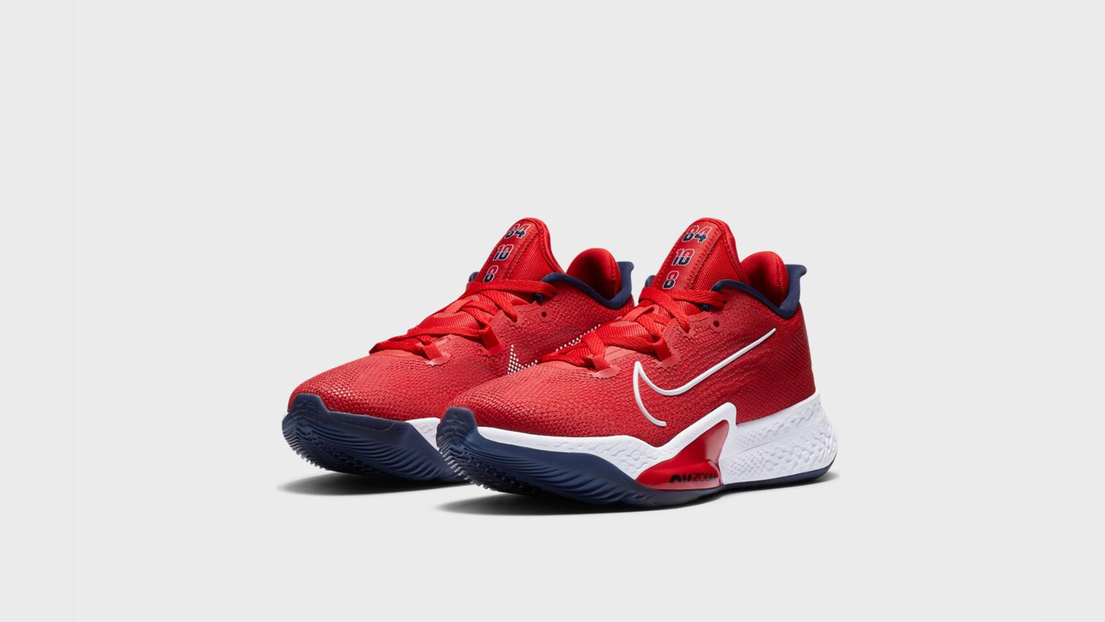 Nike Basketball Footwear NBA and WNBA Return 2020 20