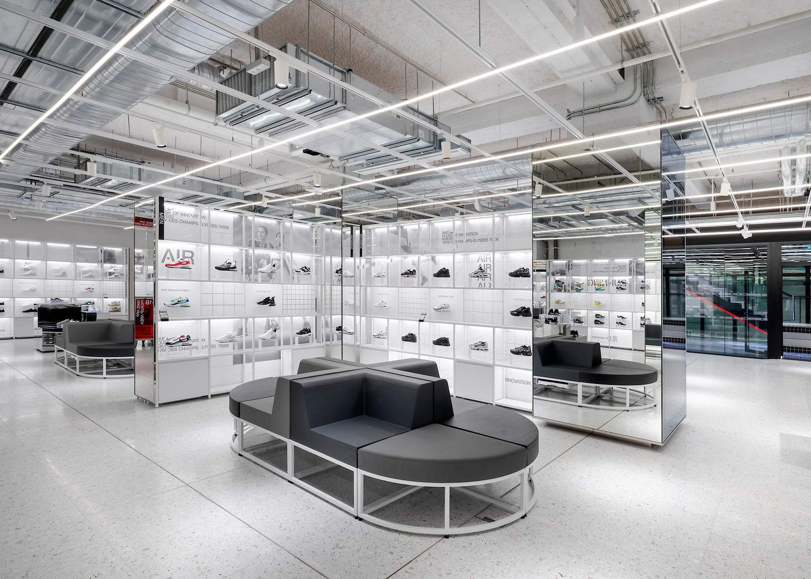 Nike House of Innovation Paris 6