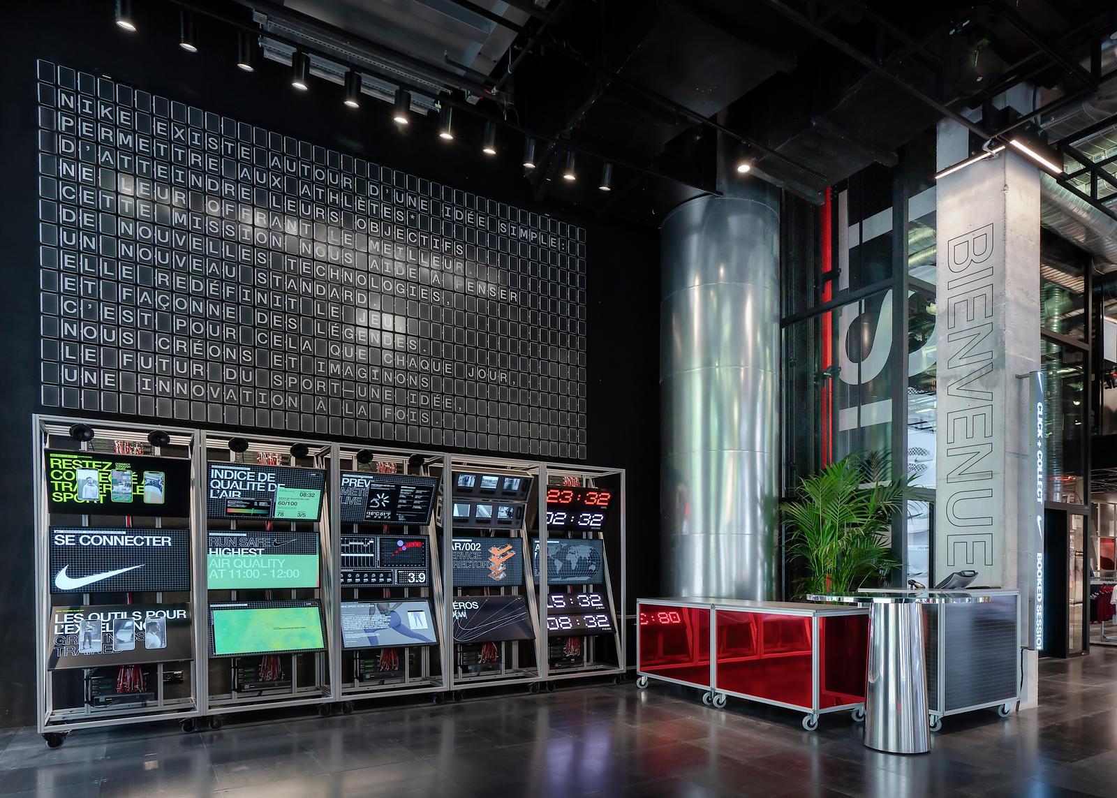 Nike House of Innovation Paris 7