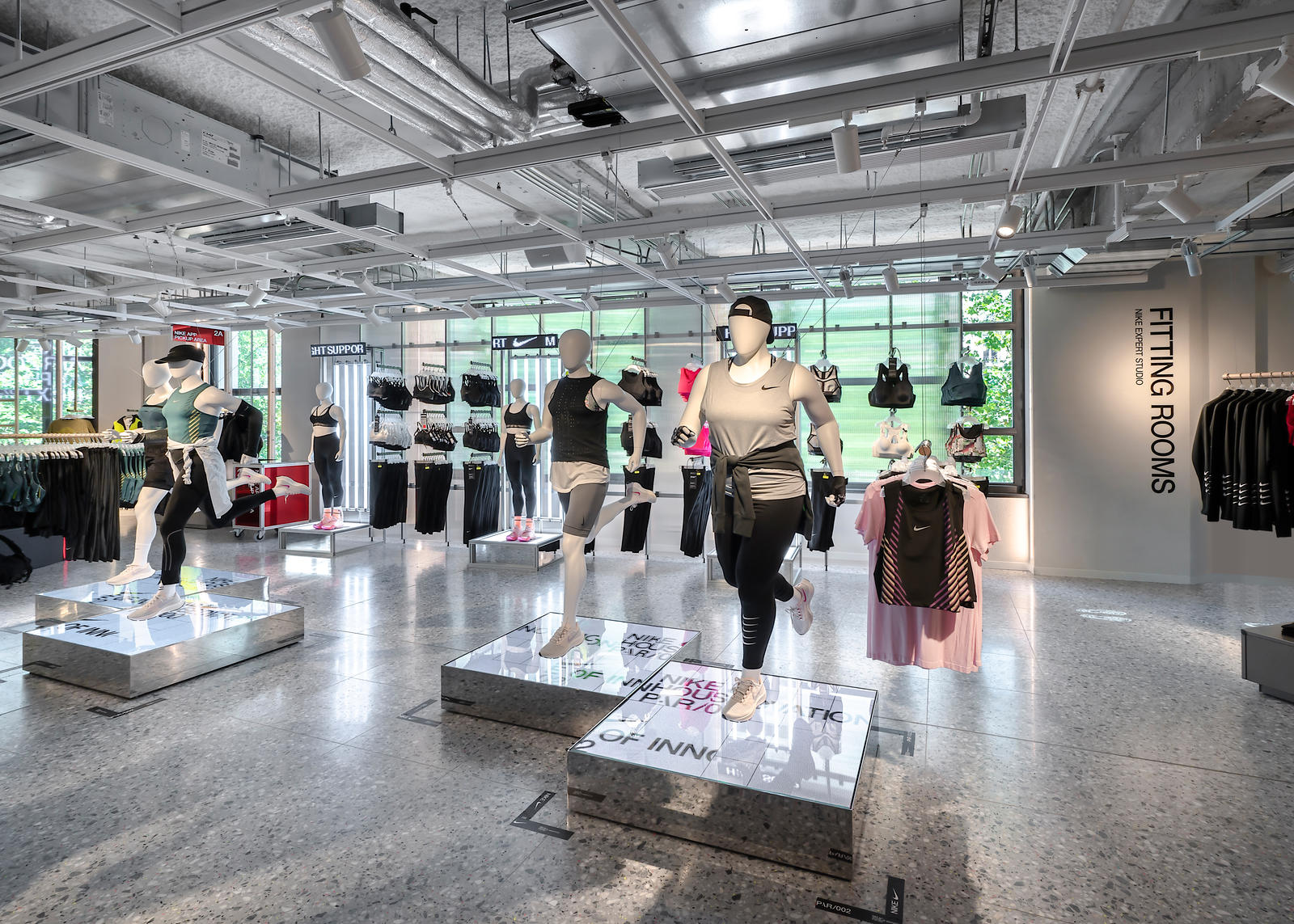 Nike House of Innovation Paris 10