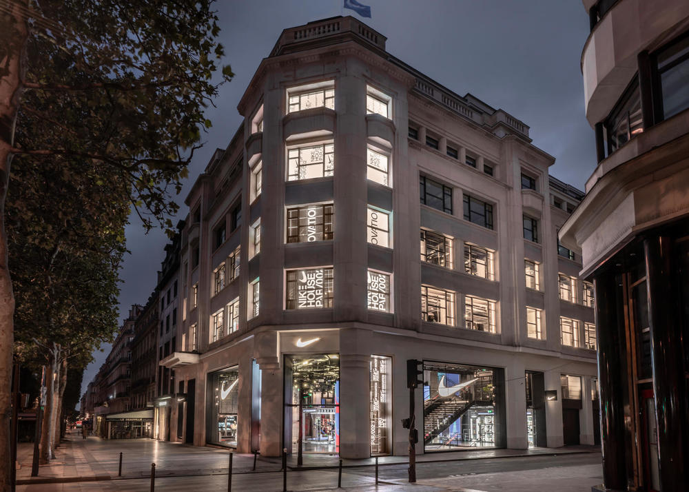 Paris Welcomes Nike House of Innovation