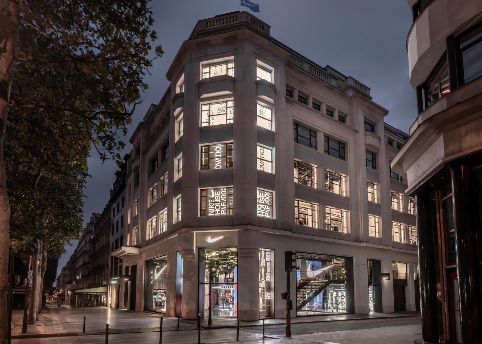 Nike House of Innovation Paris - Nike News