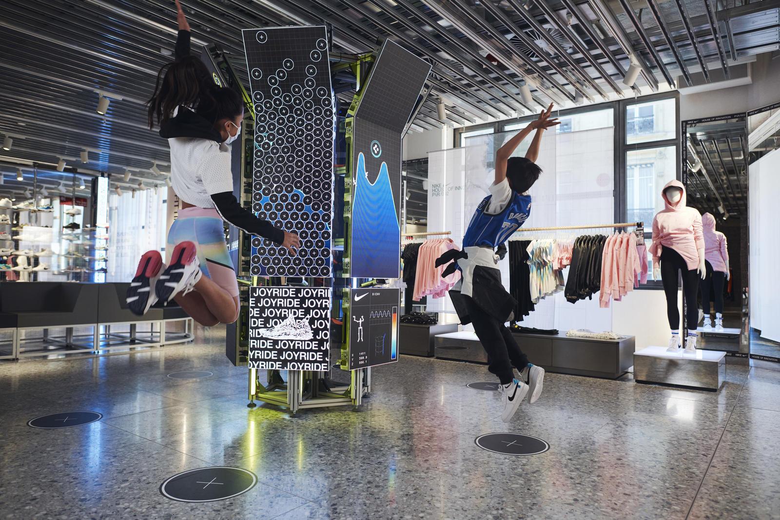 Nike House of Innovation Paris 14