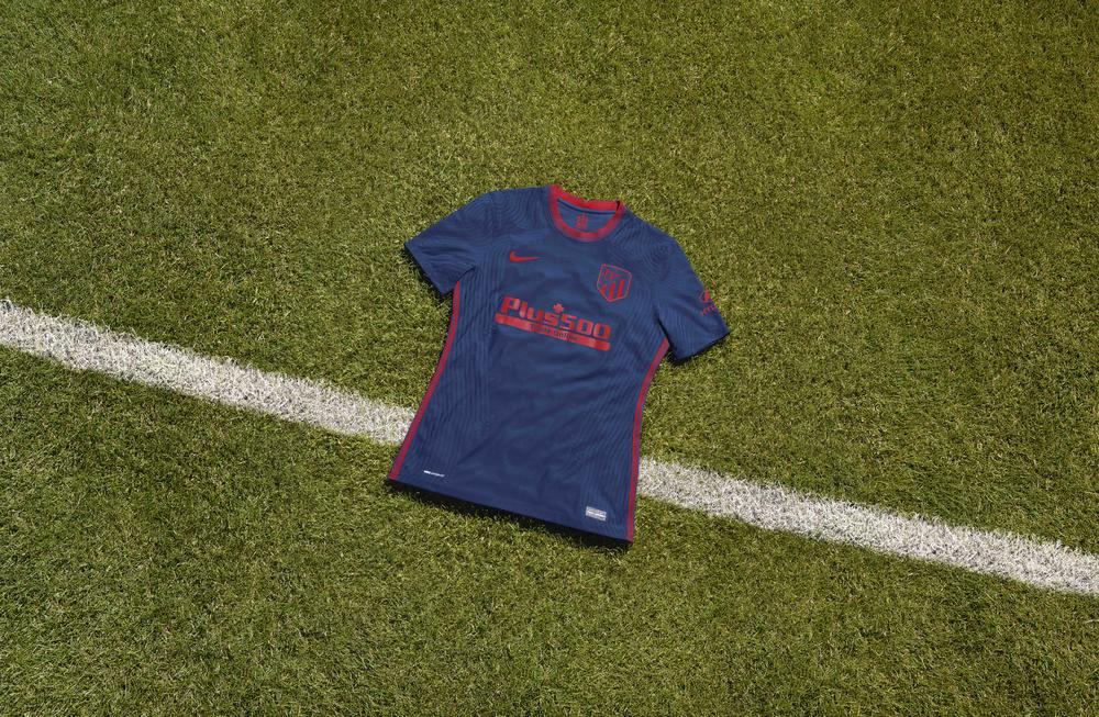Atlético de Madrid Launches Eye-Catching Away Look