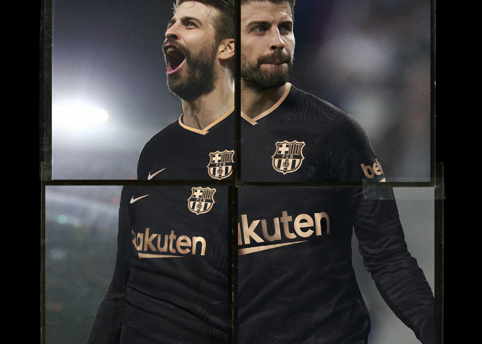 FC Barcelona 2020-21 Away Kit 1