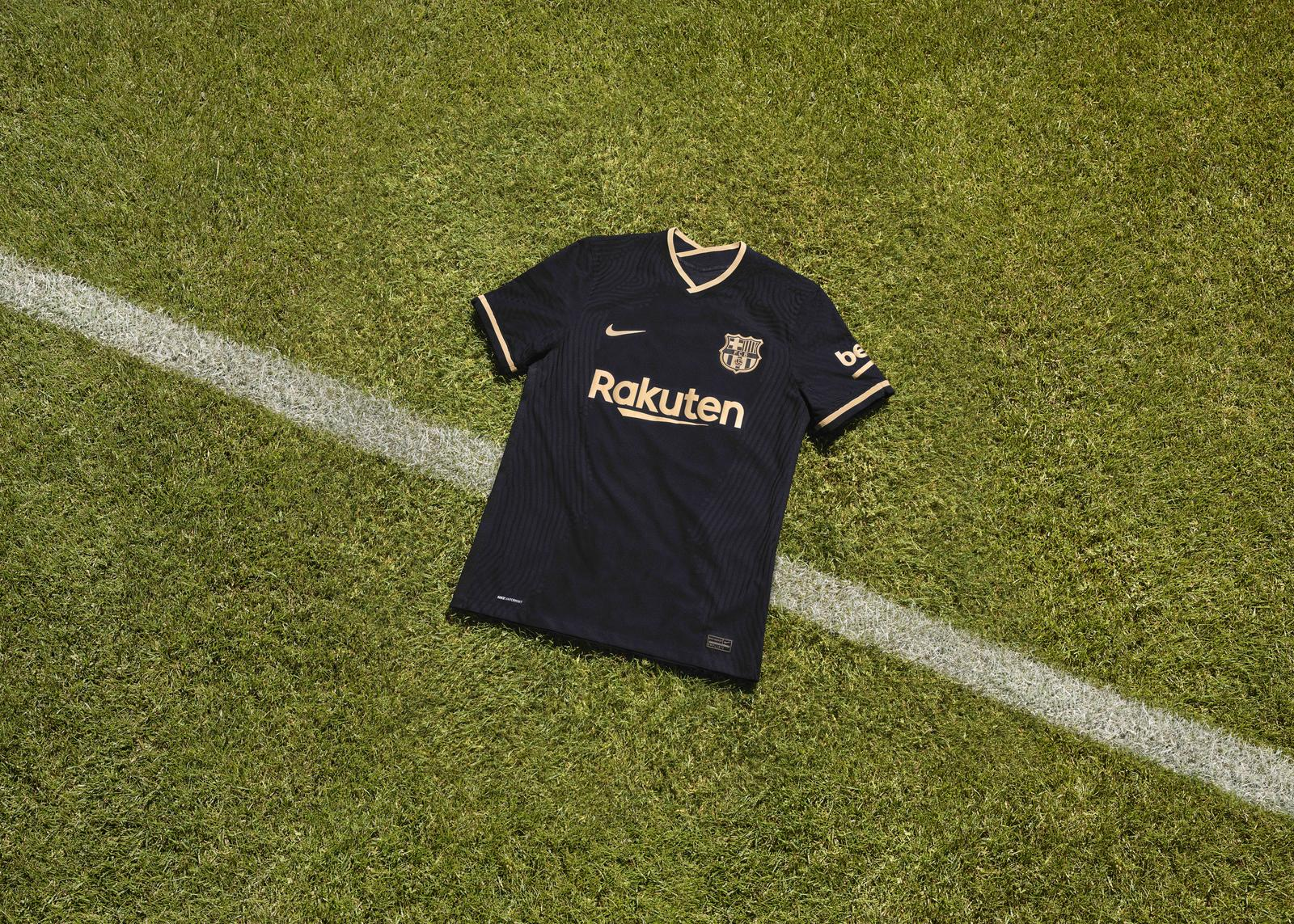 FC Barcelona 2020-21 Away Kit 2