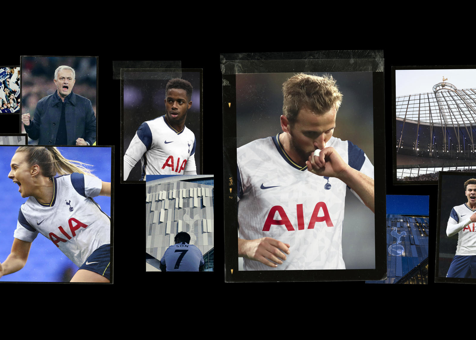Tottenham 2020-21 Home and Away 0