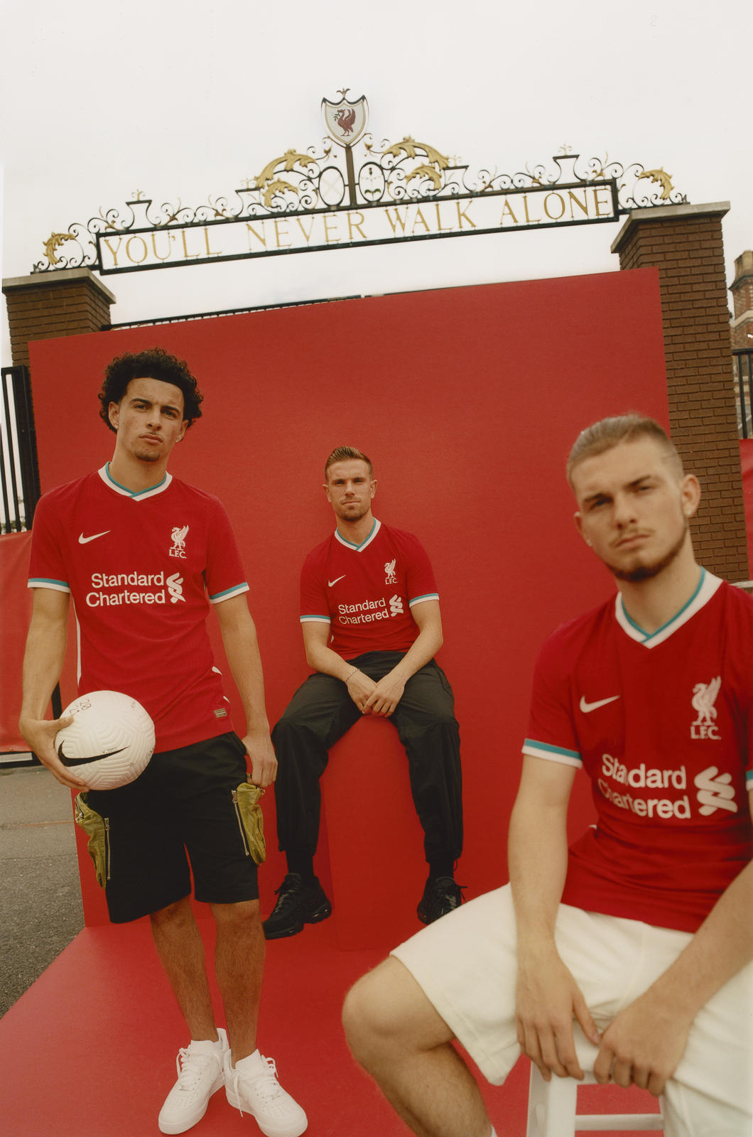 Liverpool Football Club 2020-21 Home Kit 15