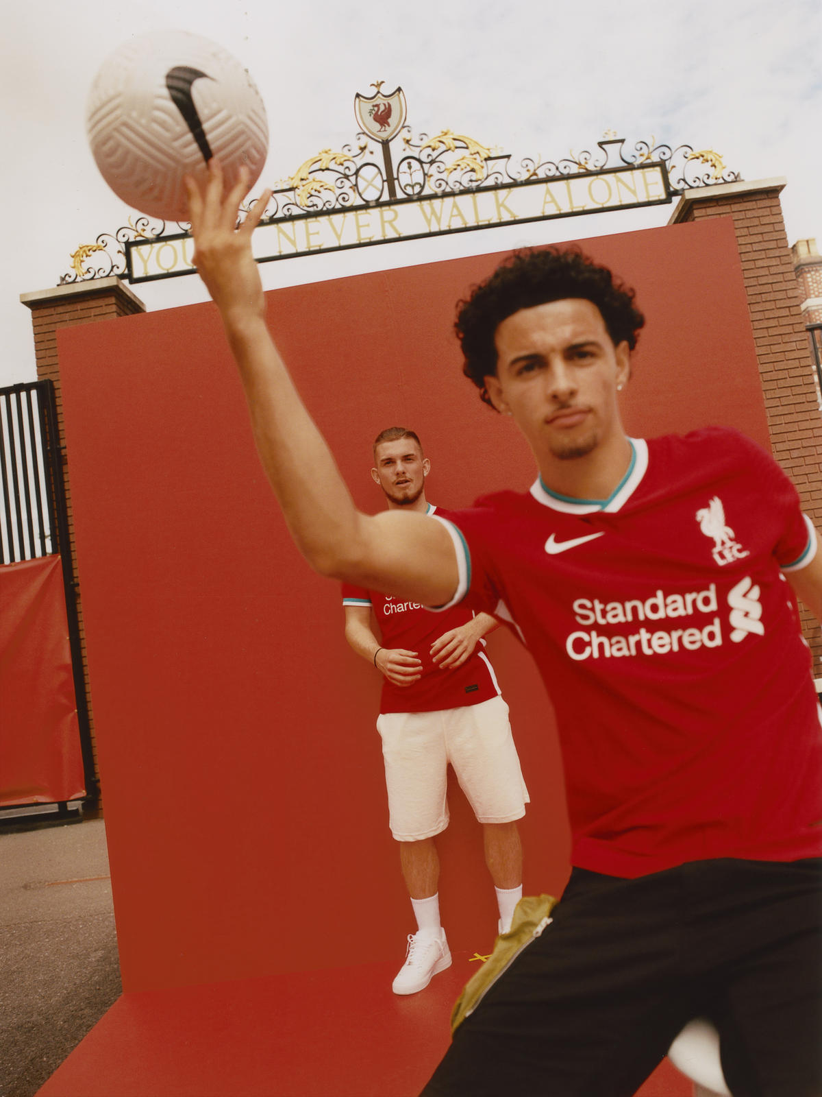 Liverpool Football Club 2020-21 Home Kit 17