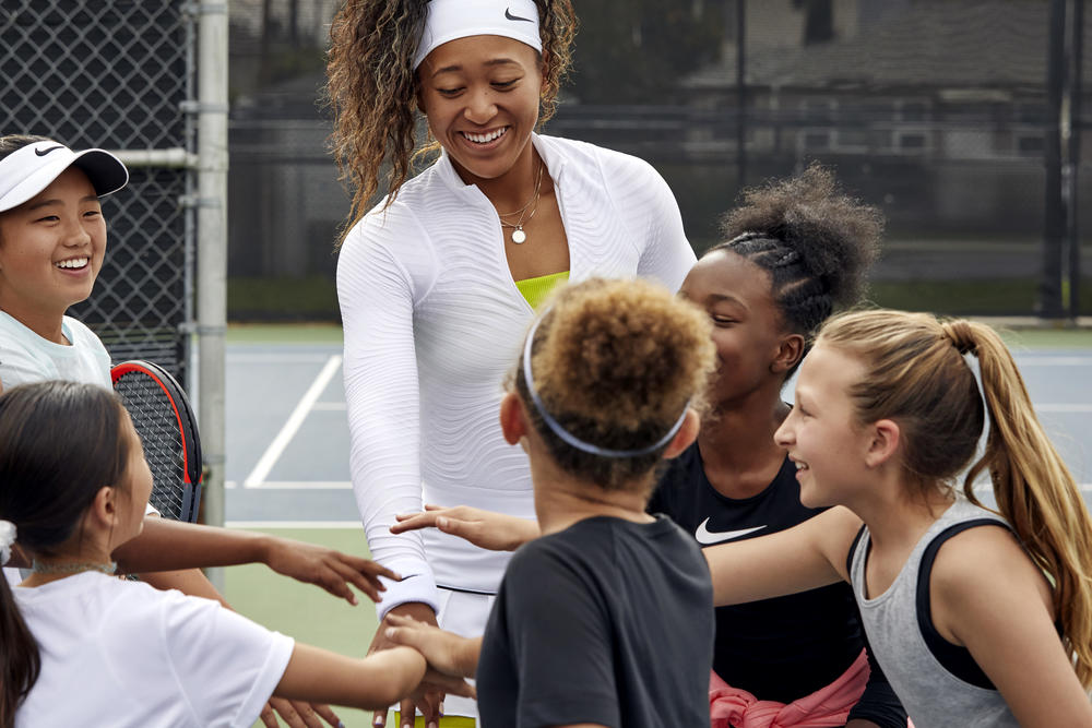 Bigger Than Me: Naomi Osaka on Inspiring Future Generations