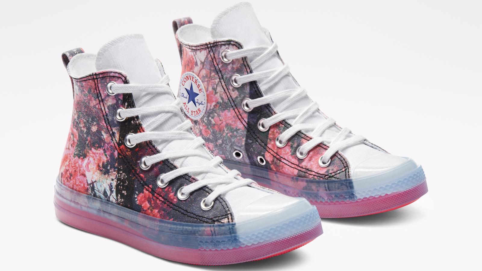 Converse x Shaniqwa Jarvis Chuck Taylor All Star CX and