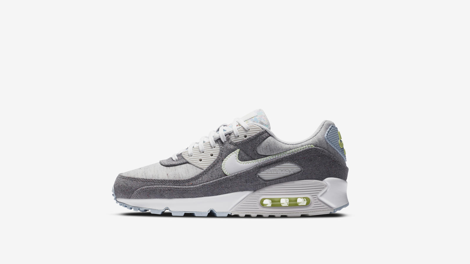 Nike Air Force 1, Air Max 90, Air Max 95, Daybreak-Type and Cortez Recycled Canvas Pack 9