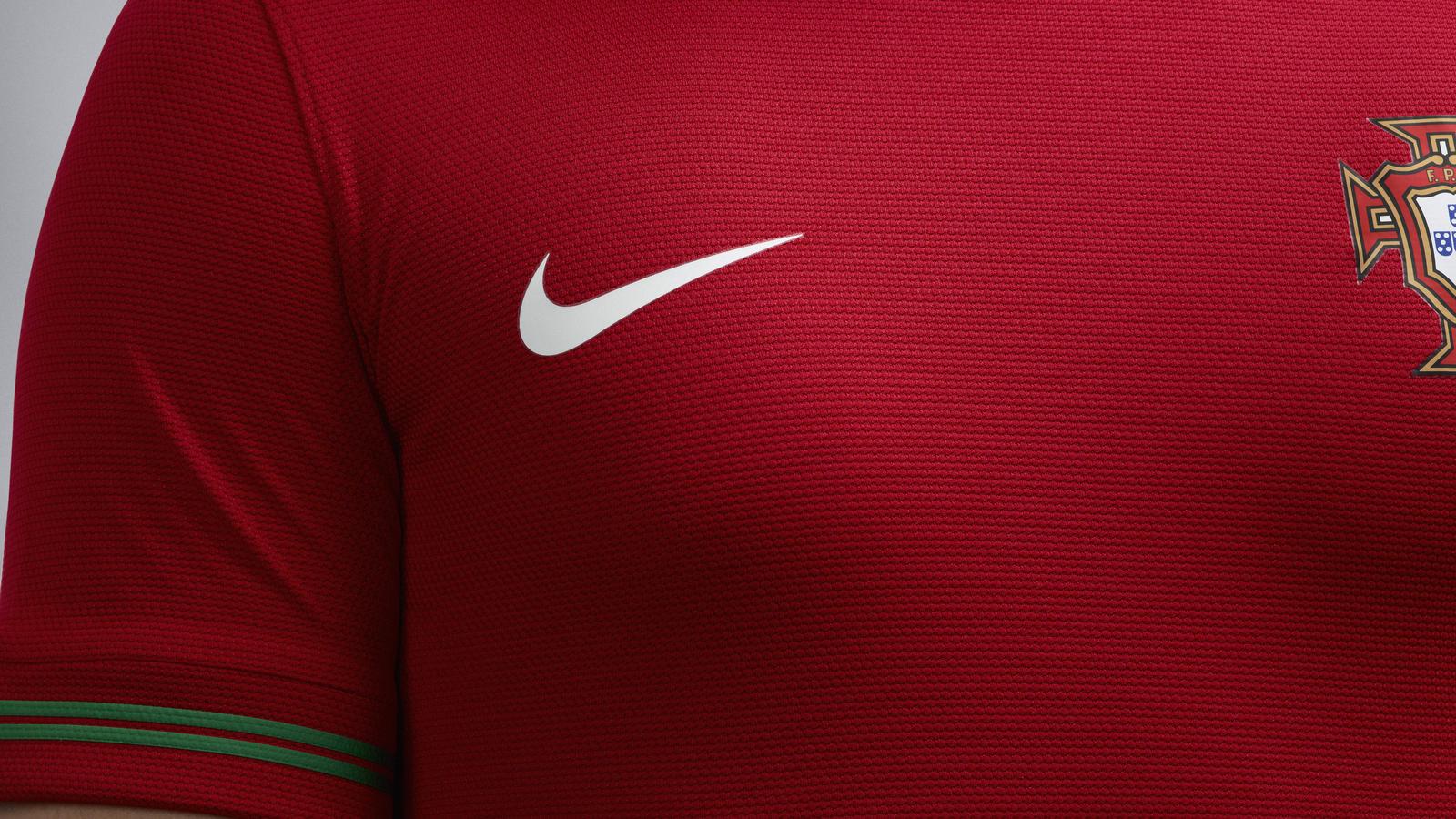 Portugal 2012 National Team Home Kit - Nike News