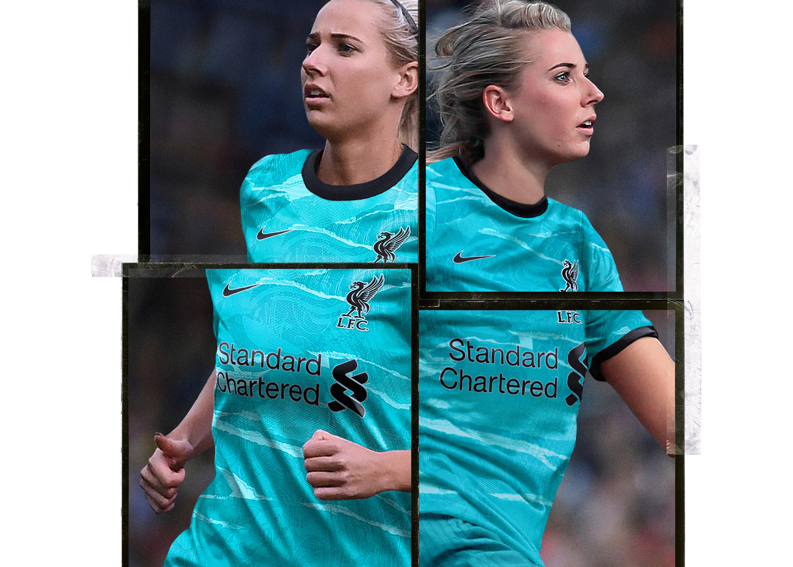 Liverpool Football Club 2020-21 Away Kit  3