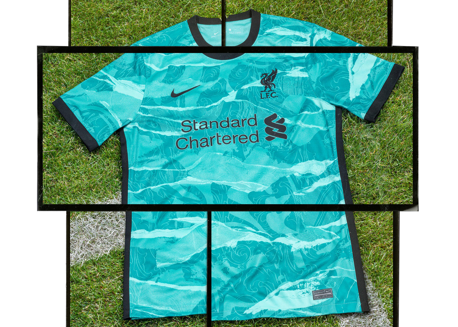 Liverpool Football Club 2020-21 Away Kit  5