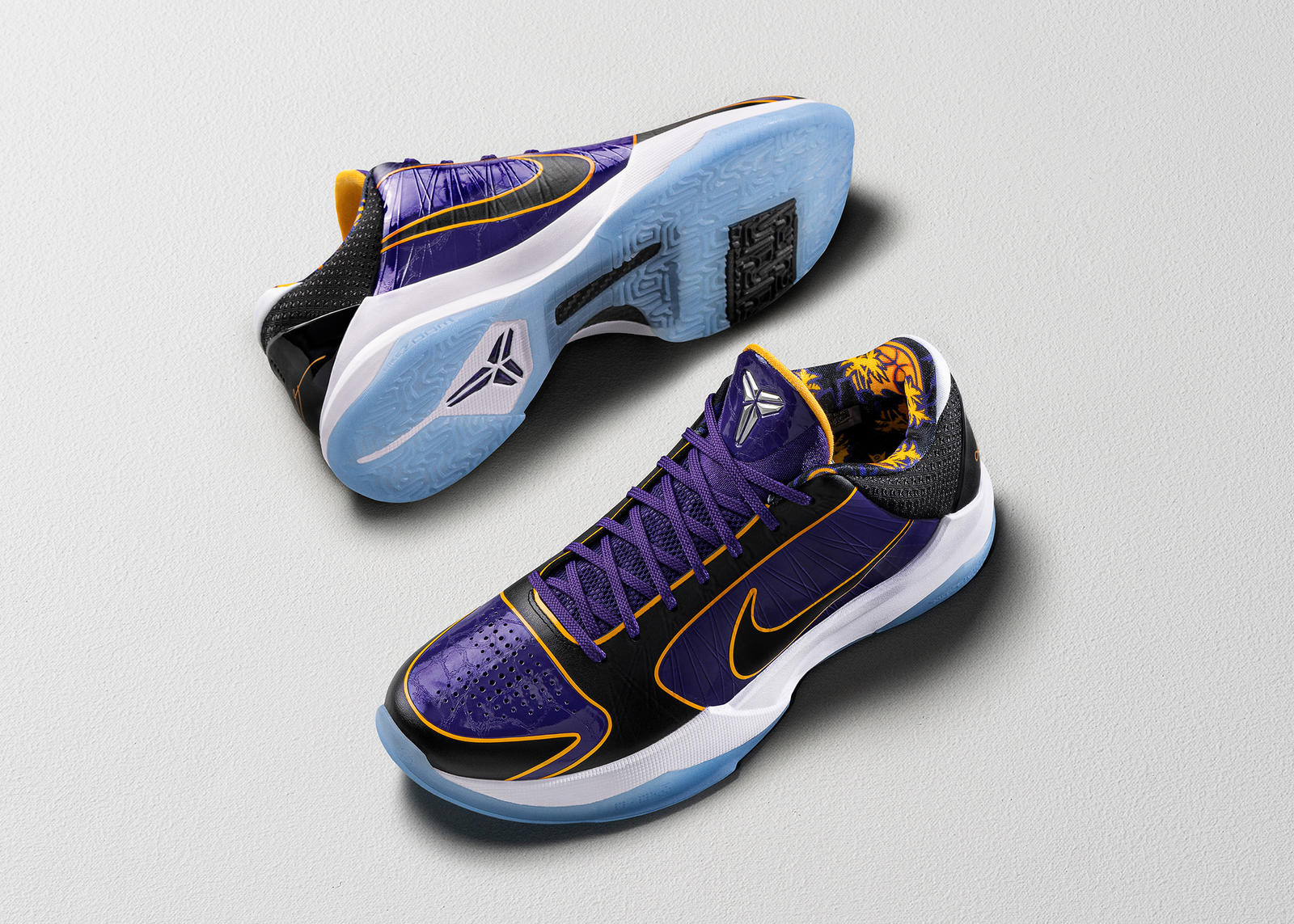 Kobe Bryant Mamba Week 2020 Footwear and Jersey 0