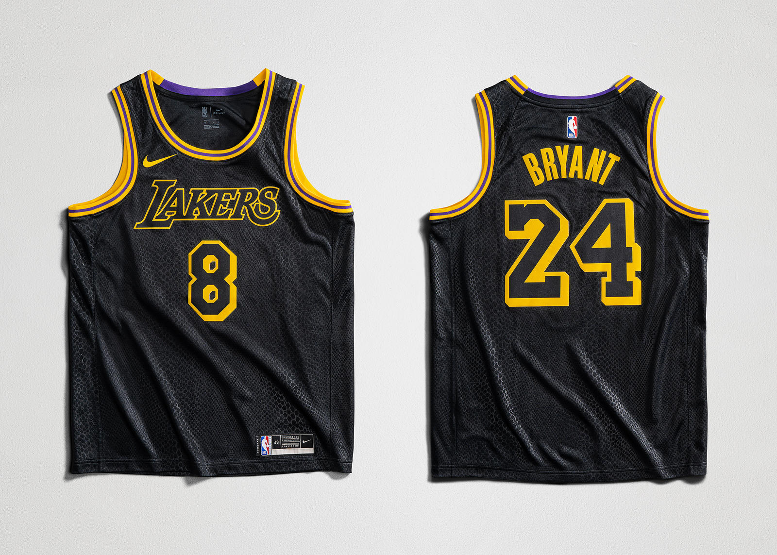Kobe Bryant Mamba Week 2020 Footwear and Jersey 12