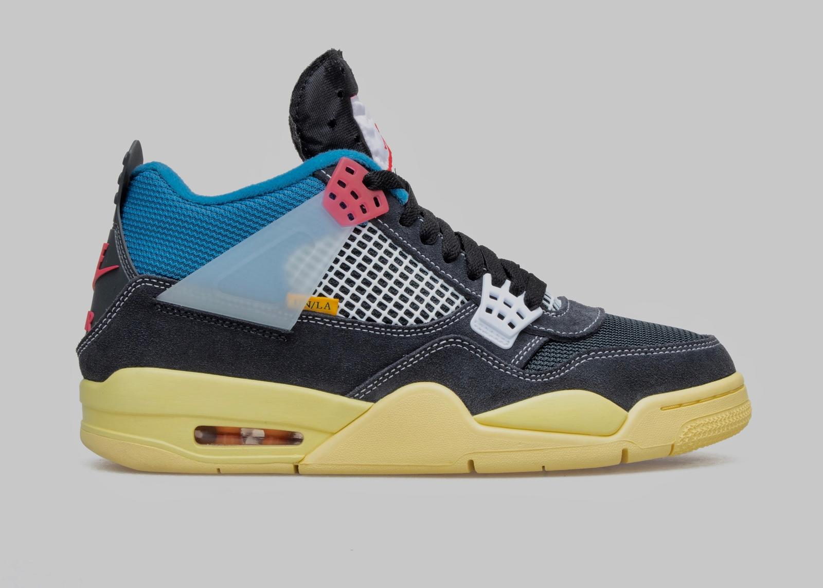 Jordan x Union Air Jordan 4, Zoom 92 and Delta Official Release Info 29