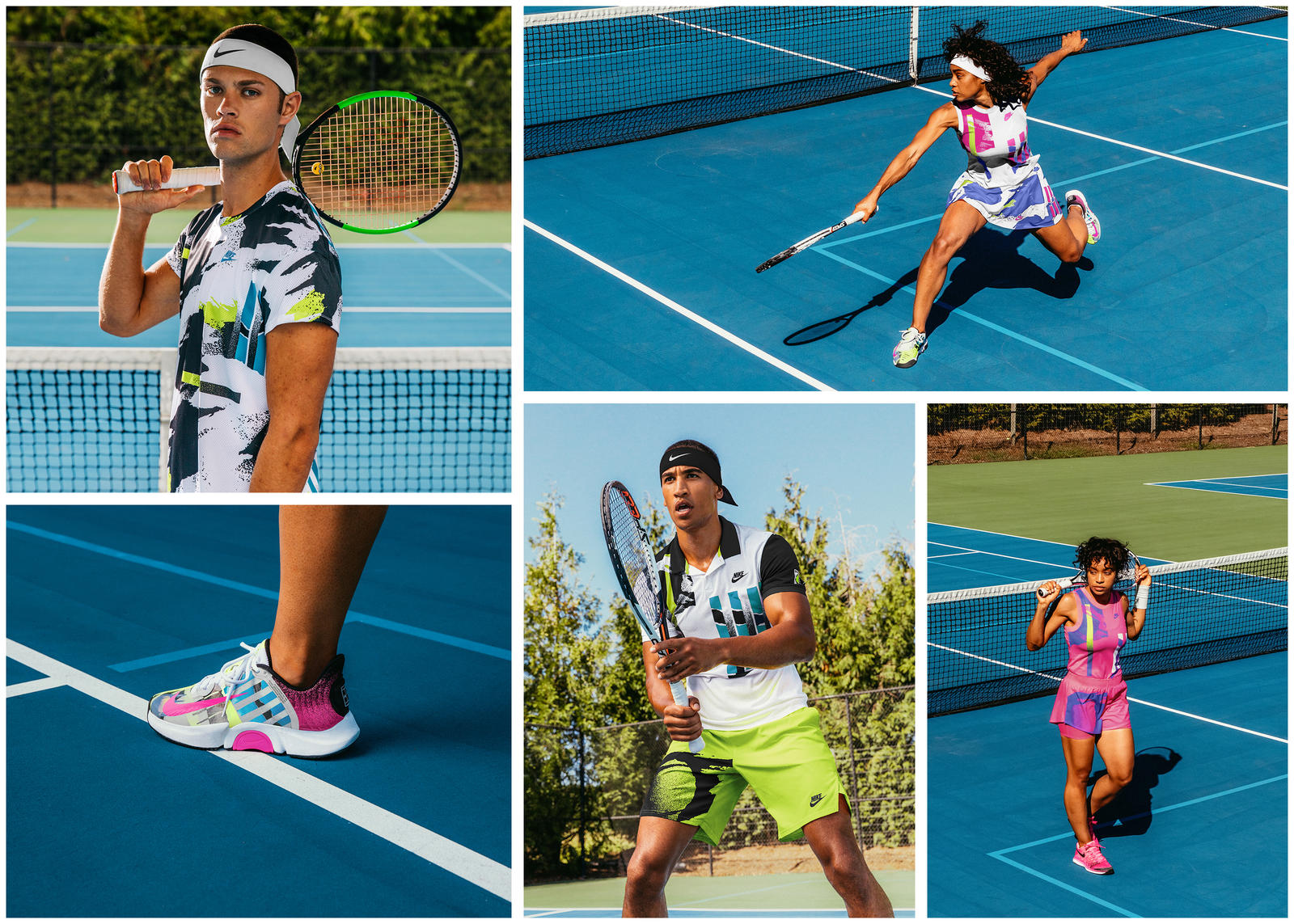 Nike 2020 Challenge Court Apparel Collection 3
