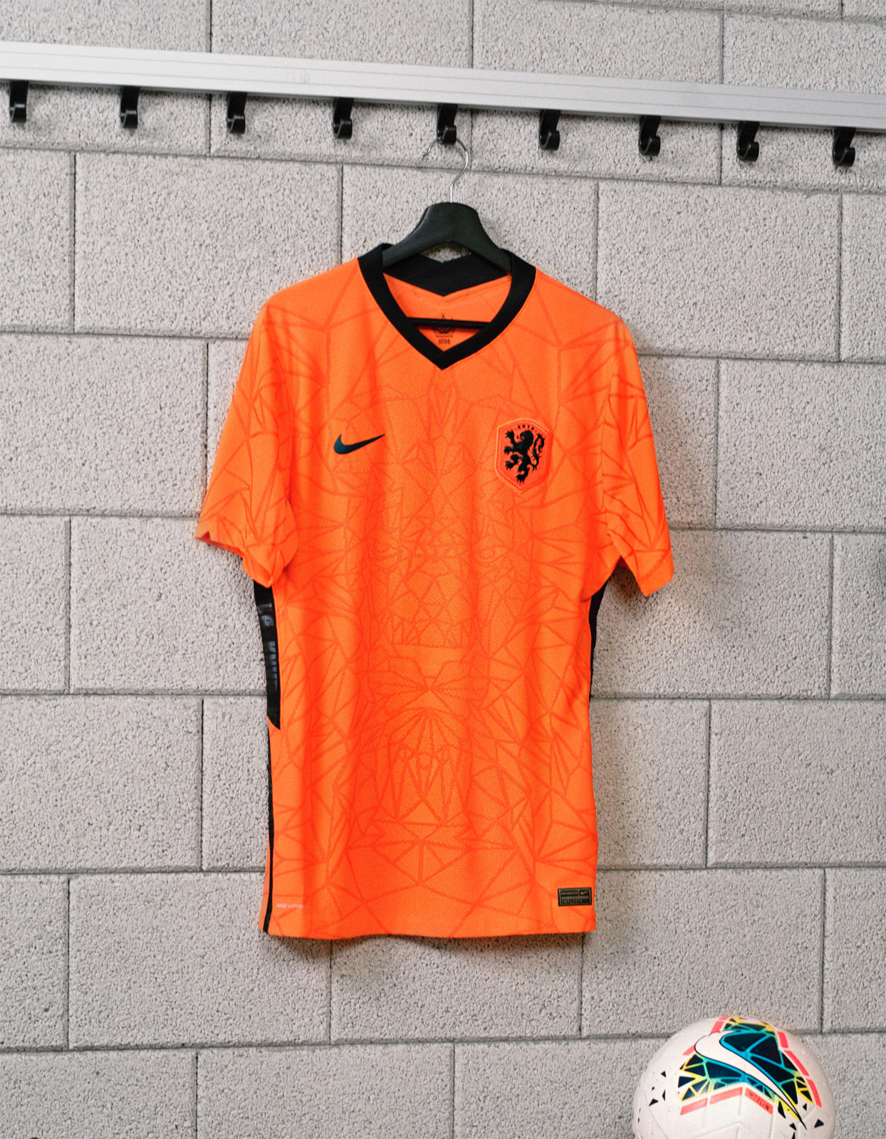 The Netherlands celebrates strength and bravery in new Nike collection 0