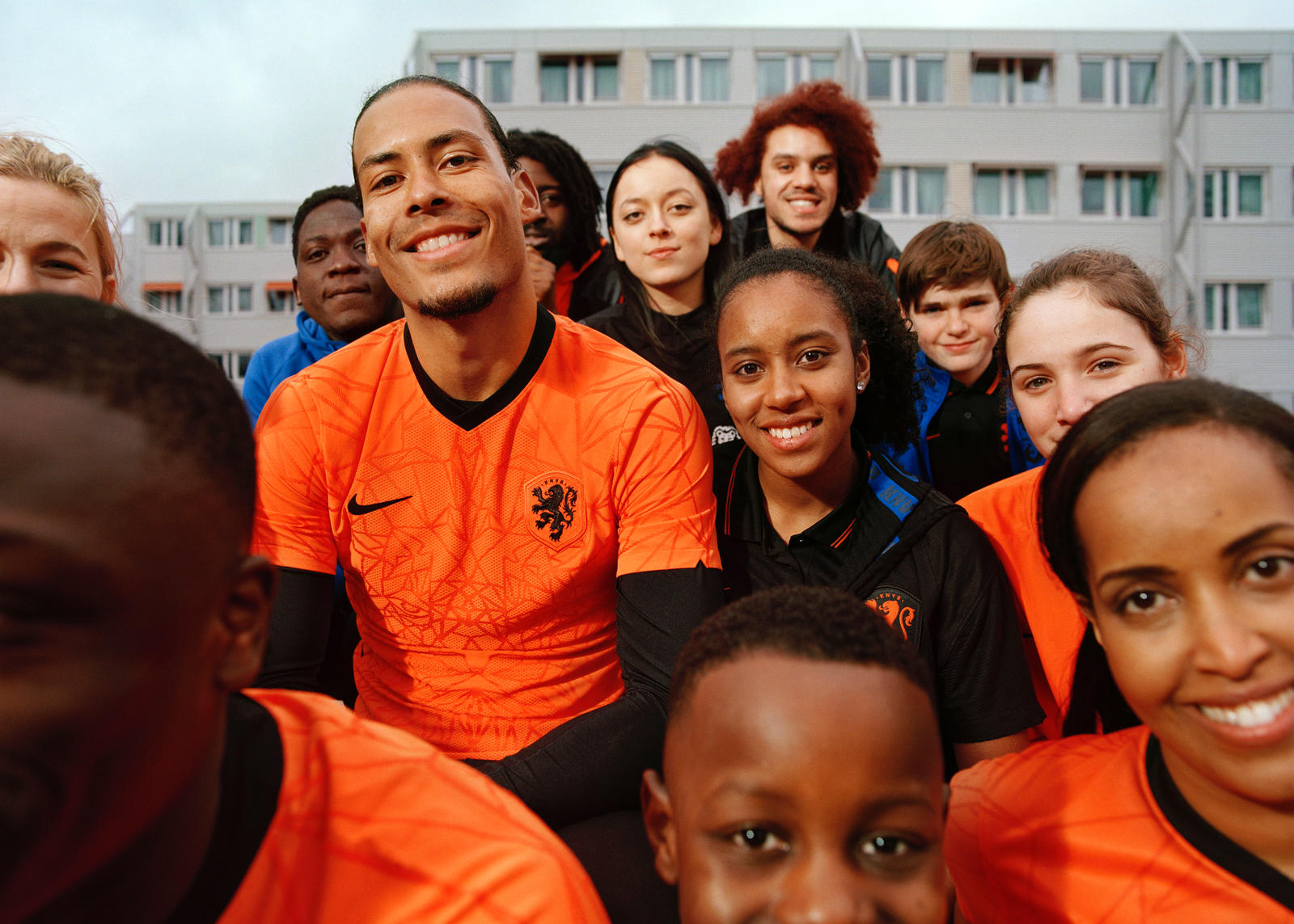 The Netherlands celebrates strength and bravery in new Nike collection 6