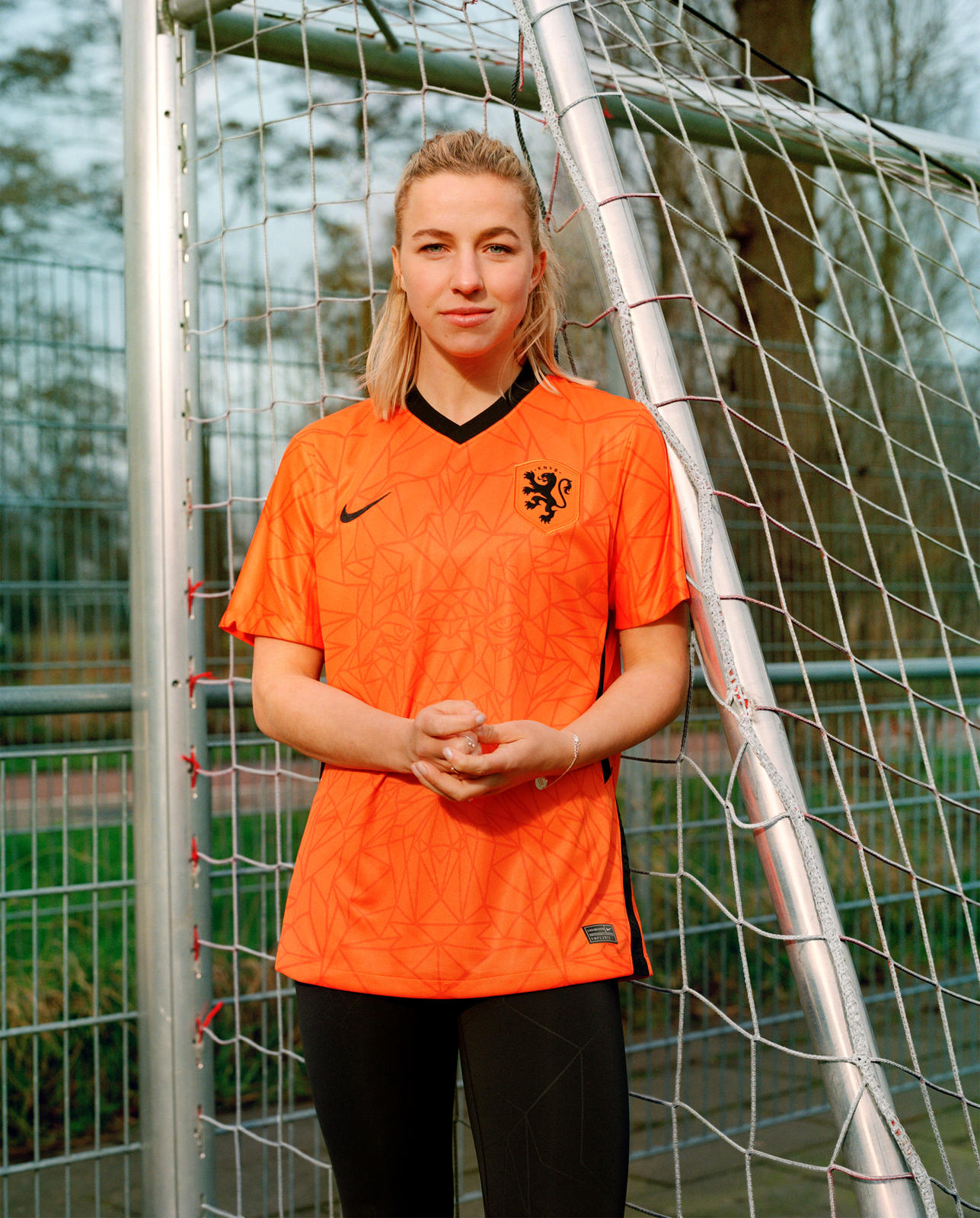 The Netherlands celebrates strength and bravery in new Nike collection 9