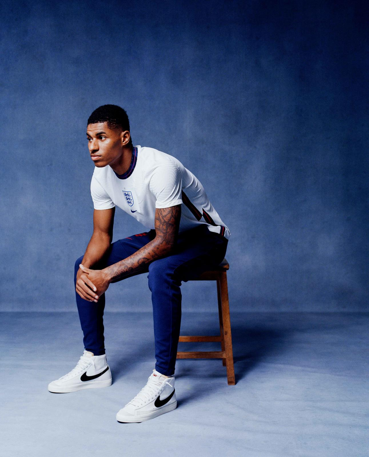 Nike 2020-21 England National Team Kit 1