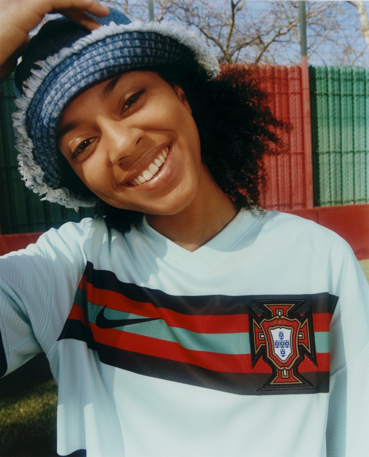 Nike 2020 Portugal National Team Kit 6