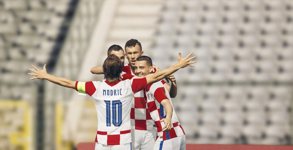 Croatians Blaze the Trail in 2020 National Team Kit