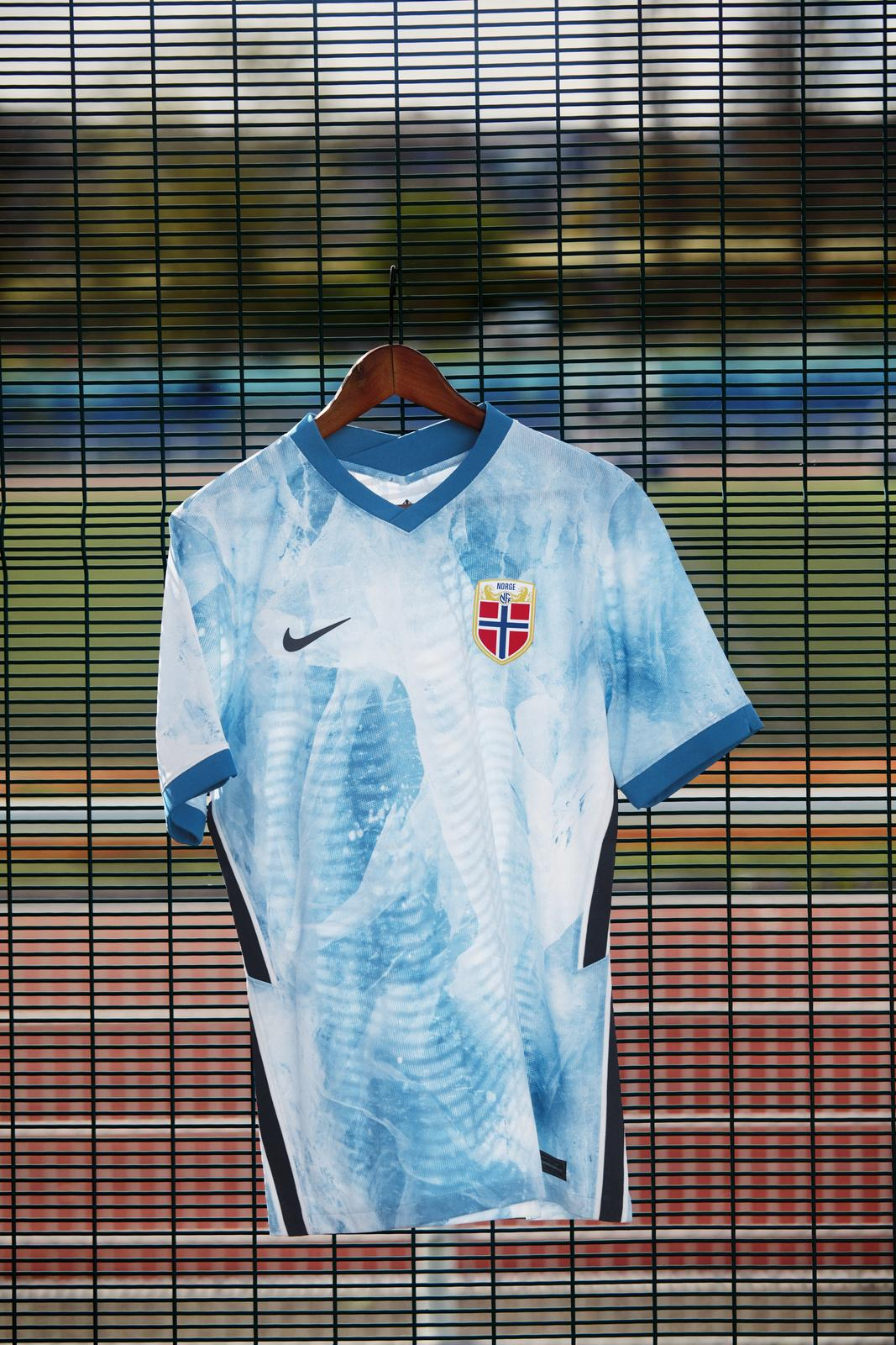 Nike 2020 Norway National Team Kit 1