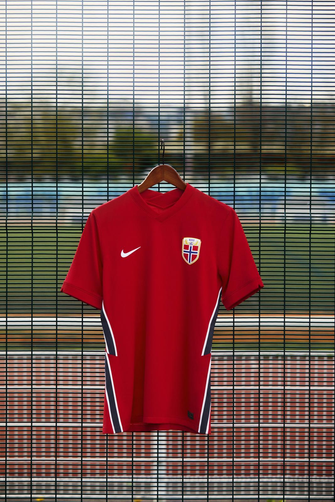 Nike 2020 Norway National Team Kit 2