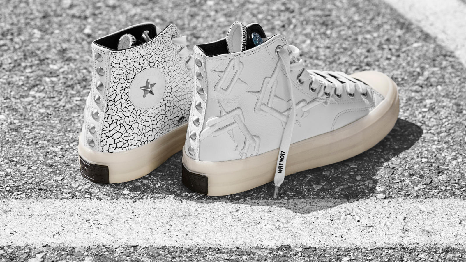 "Russell Westbrook Jordan Brand ""Why Not?"" x Converse Pack 9"