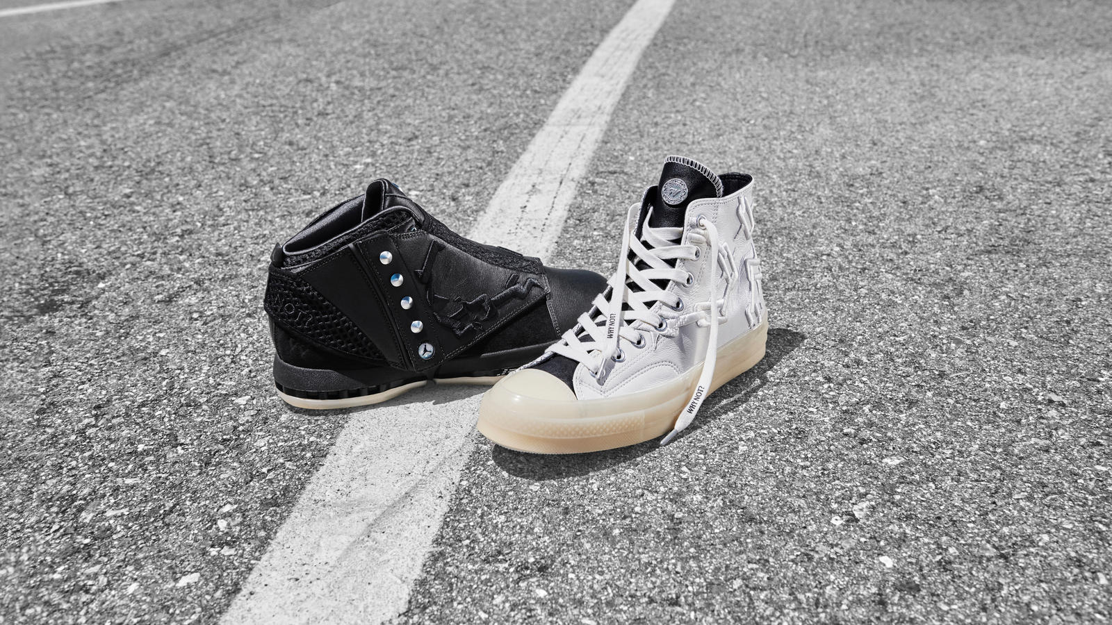 "Russell Westbrook Jordan Brand ""Why Not?"" x Converse Pack 12"