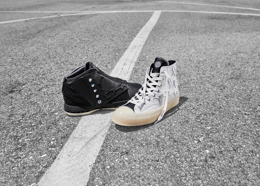 nike converse style shoes