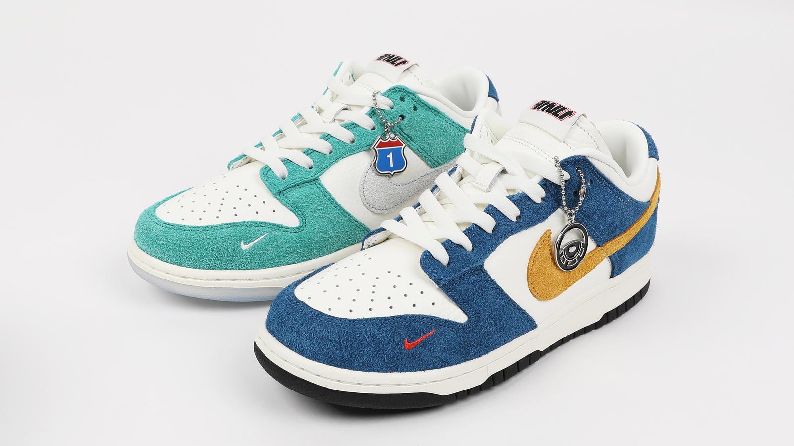 Nike Kasina Dunk Low  2