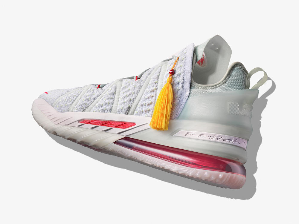 lebron collab shoes