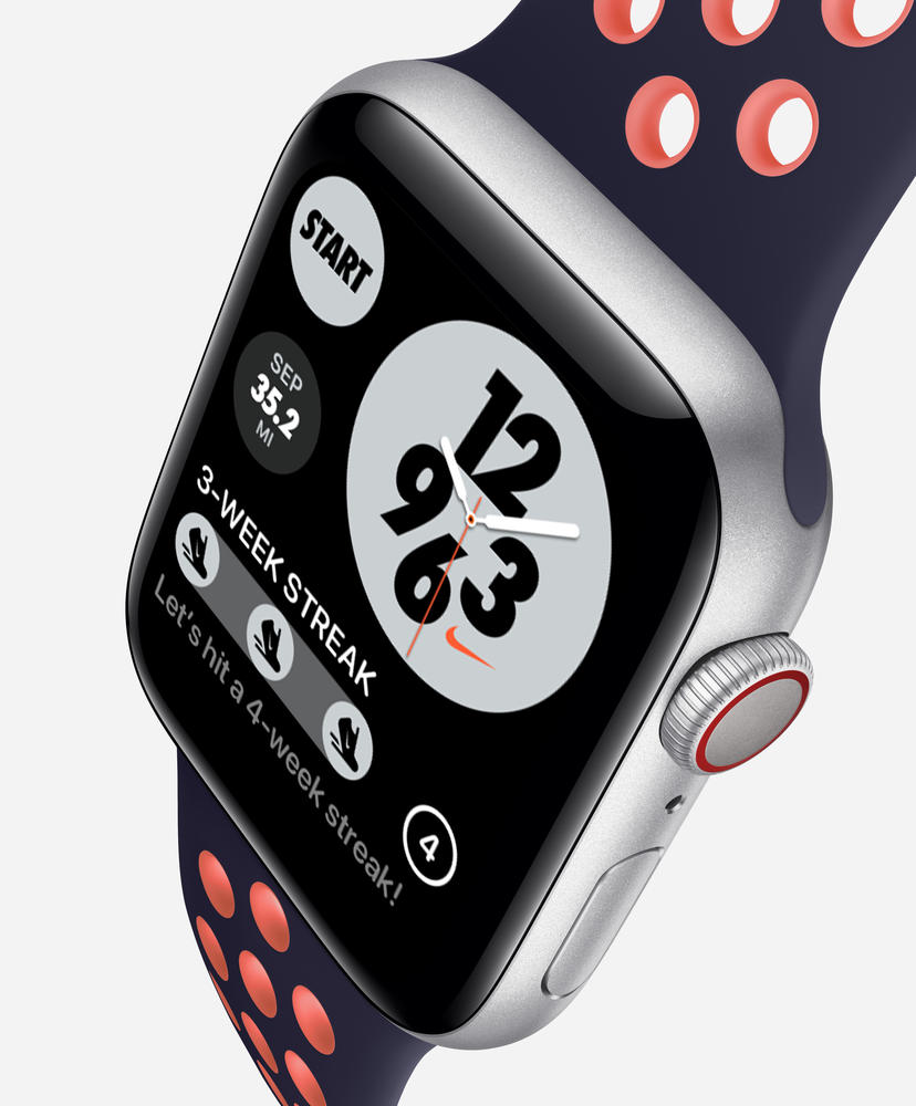 What's New to Nike Run Club on the Latest Apple Watch Nike