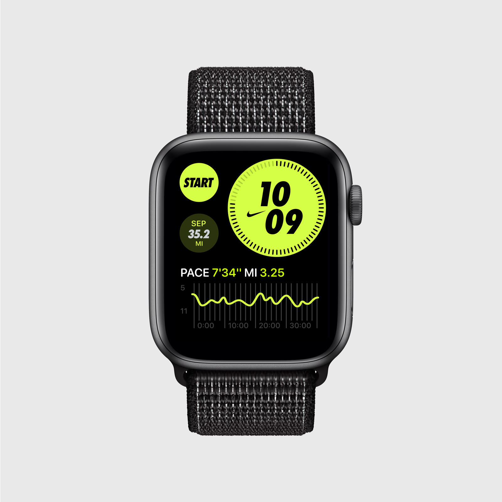Nike Run Club Updates to Apple Watch