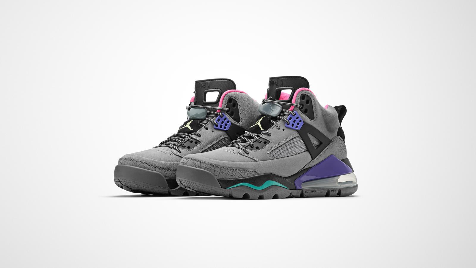Jordan Brand Holiday 2020 Jordan Spizike 270 Boot Jordan Delta Jordan Zoom '92  27