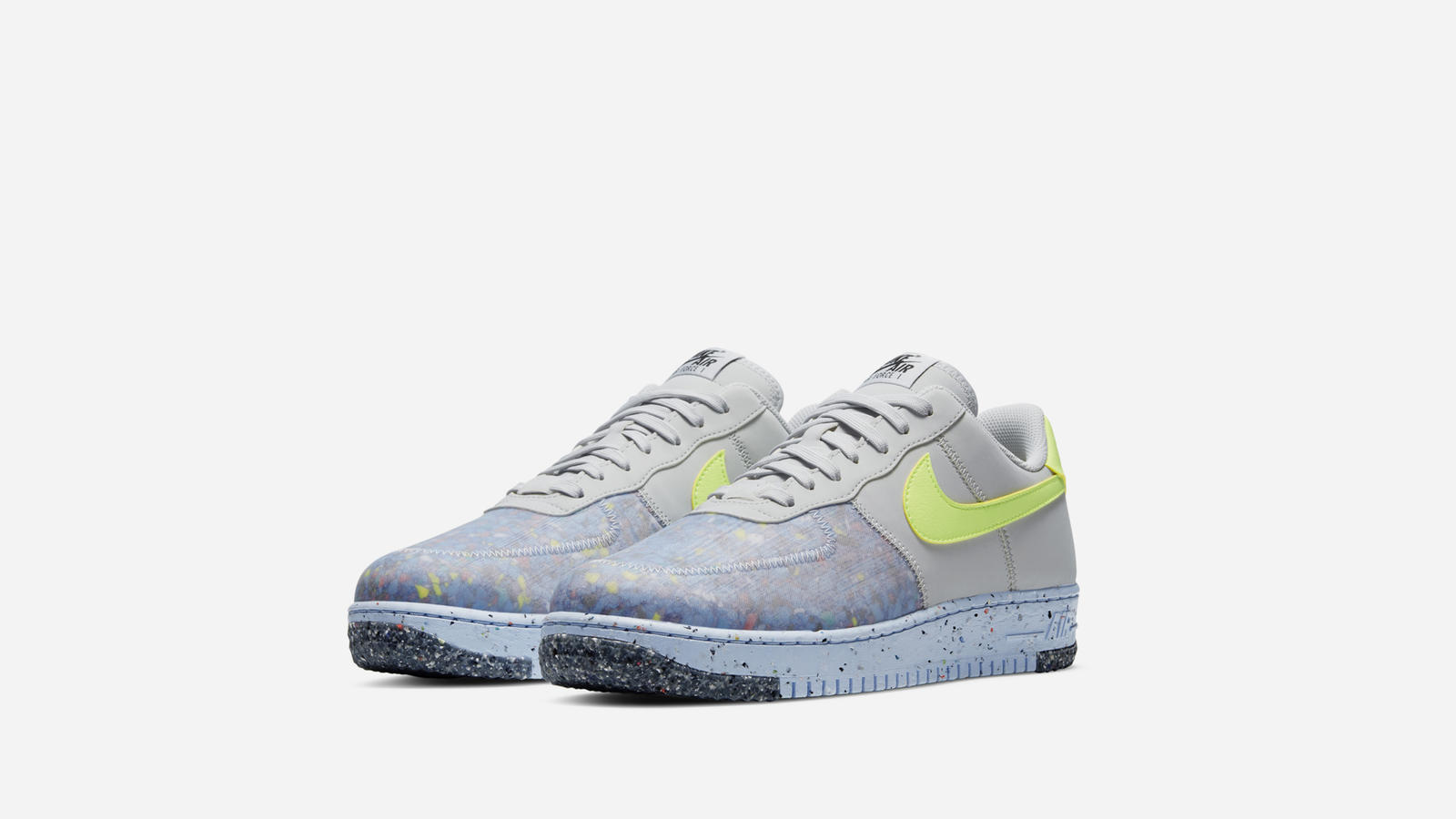 Nike Air Force 1 Crater Official Images and Release Date 6