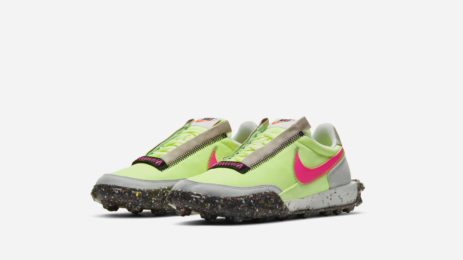Nike Women's Waffle Racer Crater Official Images and Release Date 4